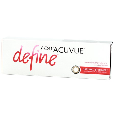 Acuvue 1-DAY ACUVUE DEFINE 30pk contacts