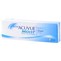 1-DAY ACUVUE MOIST for ASTIGMATISM 30pk contacts