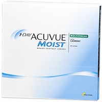 1-DAY ACUVUE MOIST Multifocal 90pk contacts
