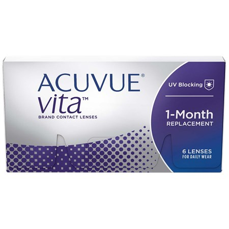 ACUVUE VITA contacts