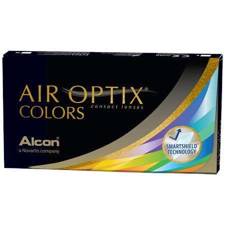 AIR OPTIX COLORS contacts