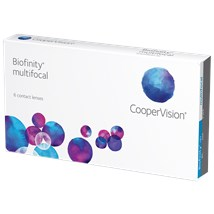 Biofinity Multifocal contacts
