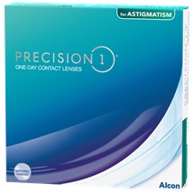 PRECISION1 for Astigmatism 90pk contacts