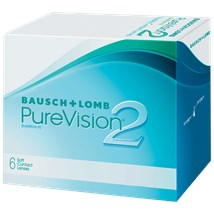 PureVision2 contacts