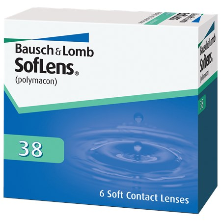 SofLens 38 contacts