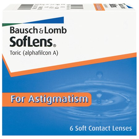 SofLens Toric For Astigmatism contacts