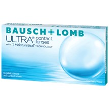 Bausch + Lomb ULTRA contacts