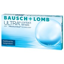 Bausch + Lomb ULTRA Multifocal for Astigmatism contacts