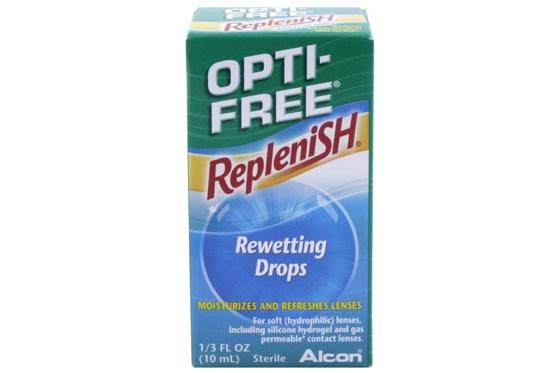 Opti-Free Replenish Rewetting Drops (.33 fl. oz.) DryRedEyeTreatments