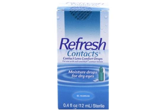 Refresh Contacts, Comfort Drops (.4 fl. oz.) DryRedEyeTreatments