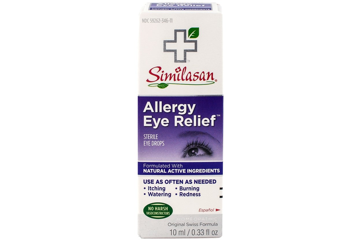 Similasan Allergy Eye Relief (.33 fl. oz.) DryRedEyeTreatments