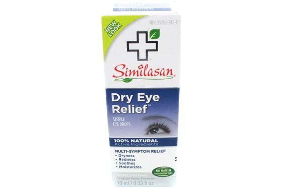 Similasan Dry Eye Relief (.33 fl. oz.) DryRedEyeTreatments