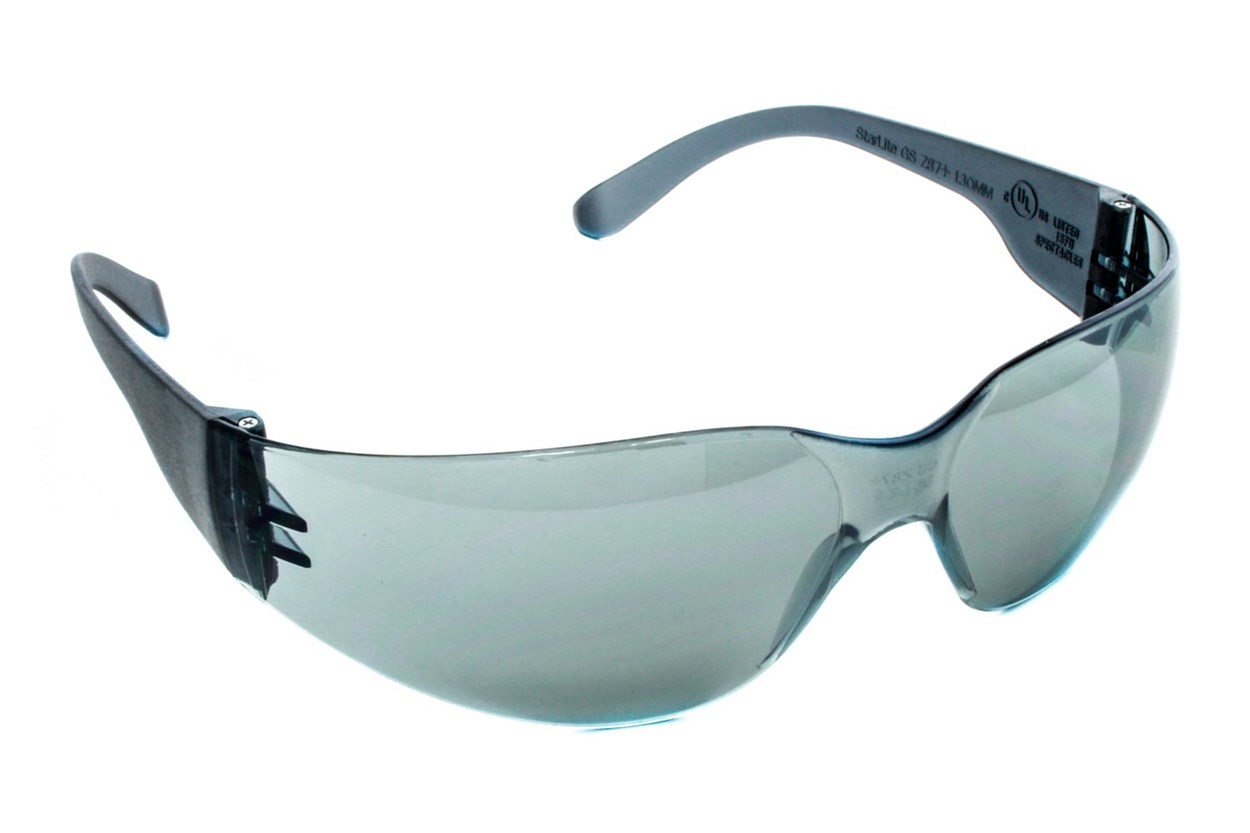 Amcon StarLite Originals Safety Glasses ProtectiveEyewear - Gray