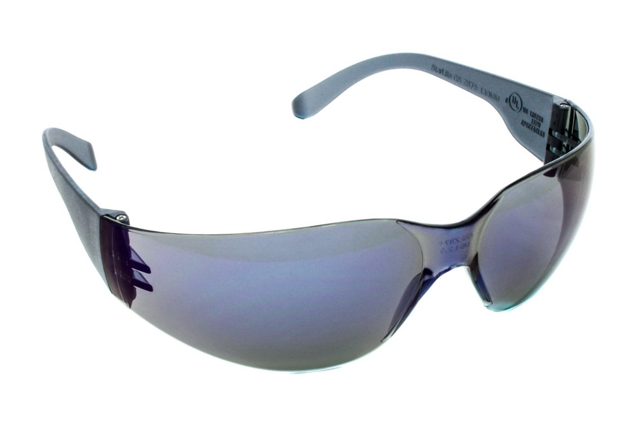 Amcon StarLite Originals Safety Glasses (Small) ProtectiveEyewear - Black