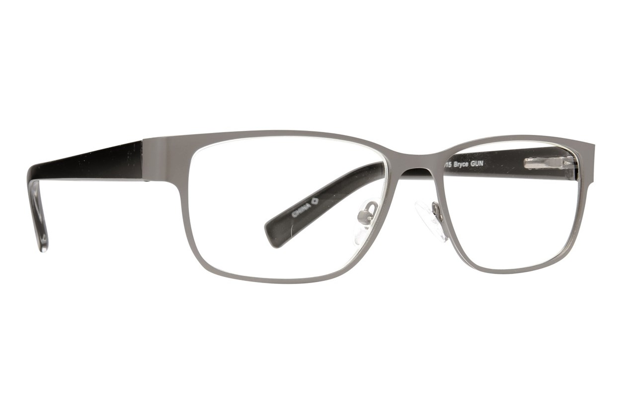 Foster Grant Bryce Reading Glasses ReadingGlasses - Gray
