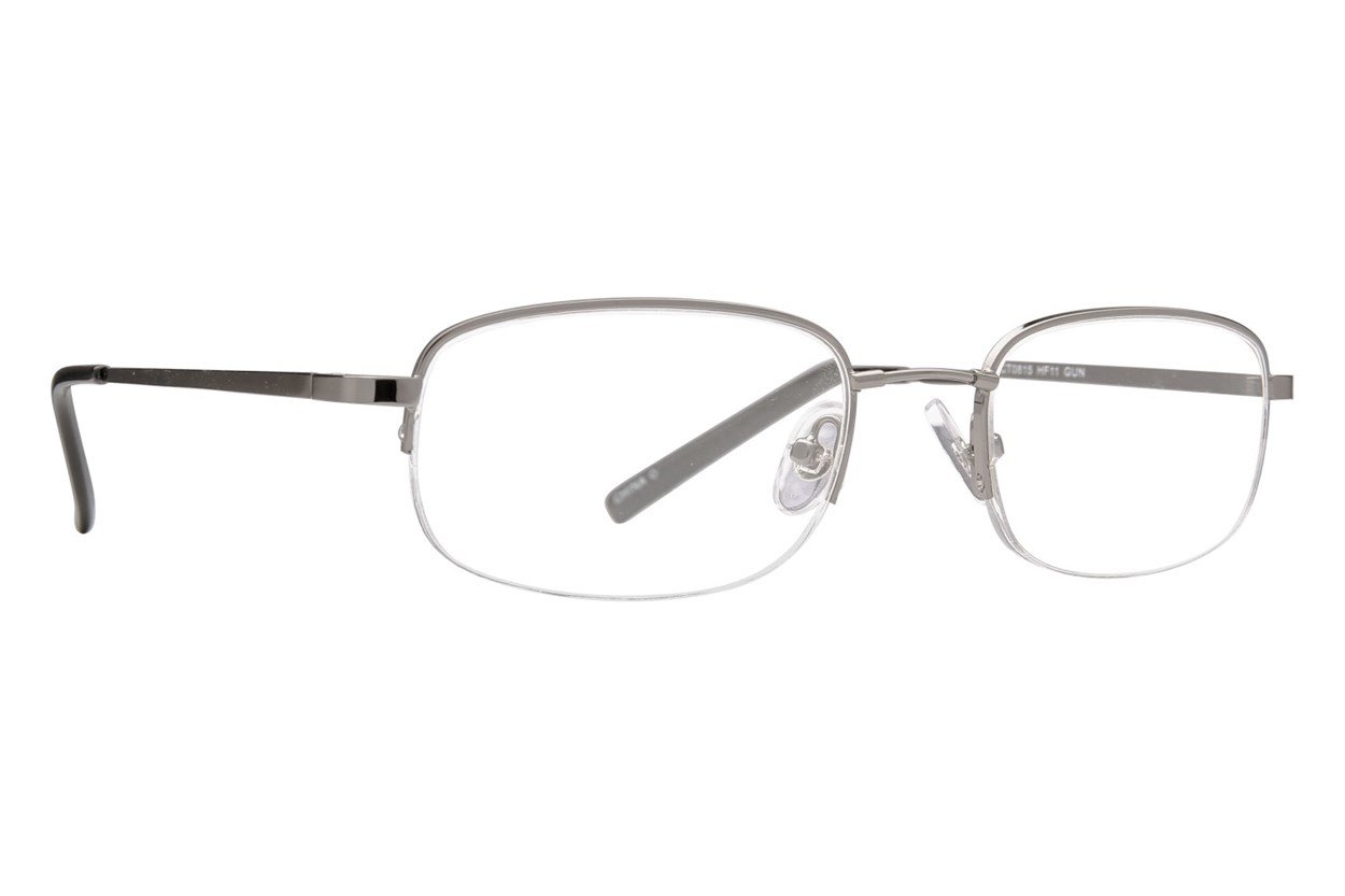 Foster Grant HF11 Reading Glasses  - Gray