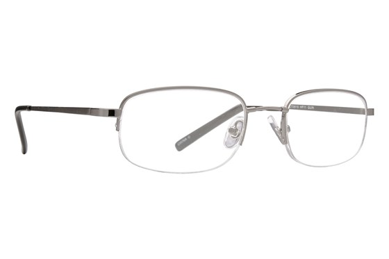 Foster Grant HF11 Reading Glasses ReadingGlasses - Gray
