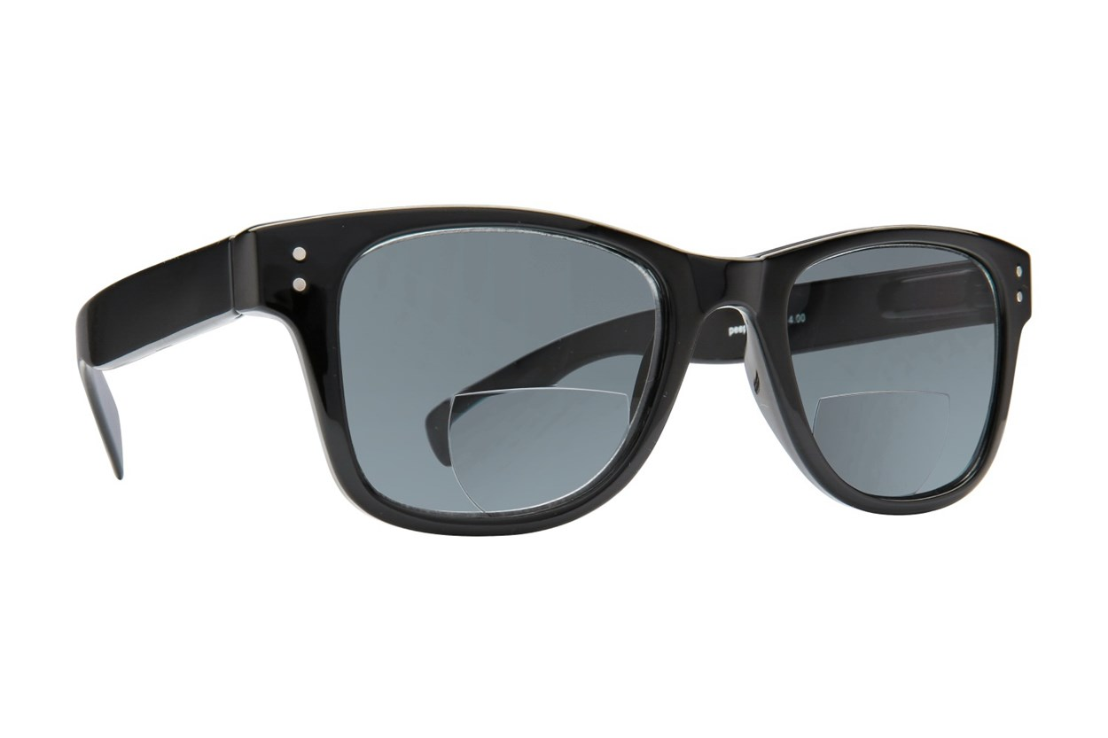 Peepers Cabana Bifocal Reading Sunglasses  - Black