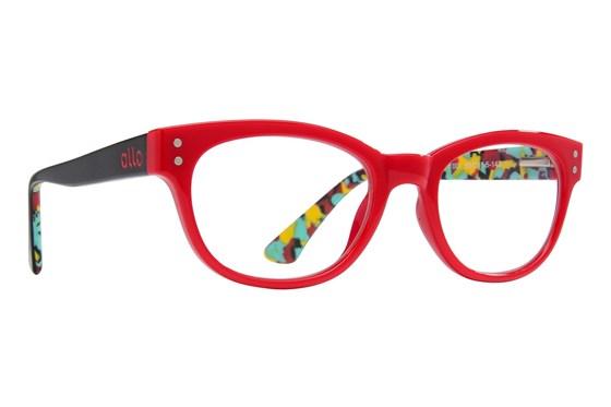 allo Hello Reading Glasses ReadingGlasses - Red