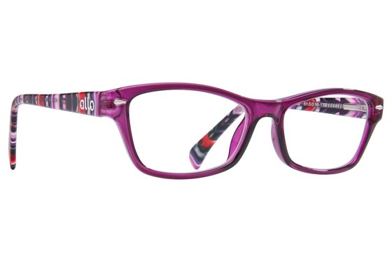 allo Hola Reading Glasses ReadingGlasses - Purple