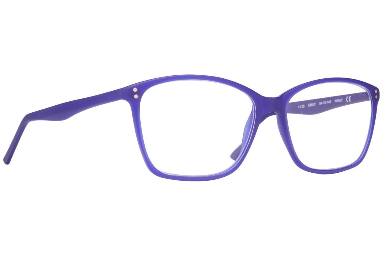 Conscious Eyez Emily Reading Glasses  - Purple