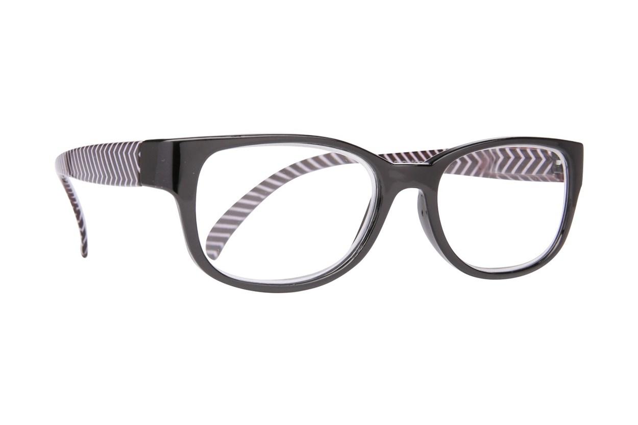 Evolutioneyes EY833Z Reading Glasses  - Black