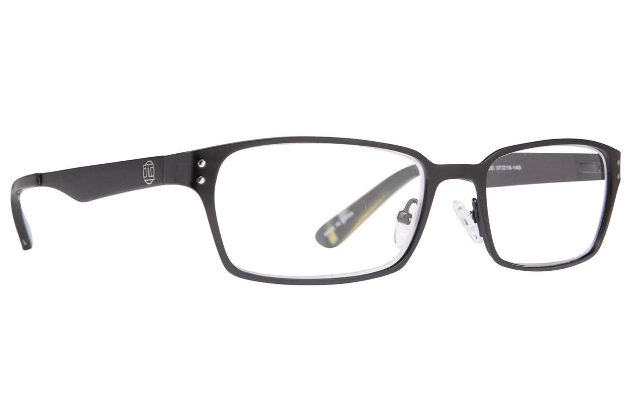 John Raymond Fade Reading Glasses ReadingGlasses - Black