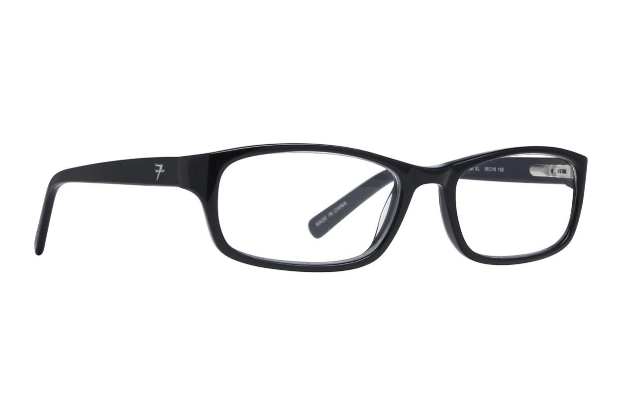 Fatheadz Wallstreet Reading Glasses ReadingGlasses - Black