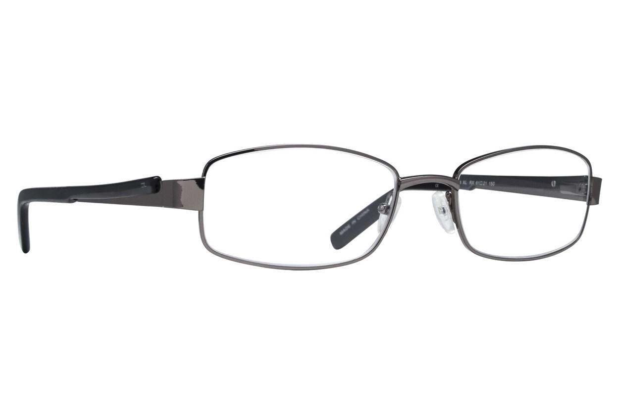 Fatheadz Stand Reading Glasses  - Gray