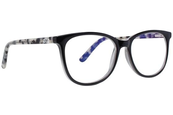 allo Qepsa Reading Glasses ReadingGlasses - Black