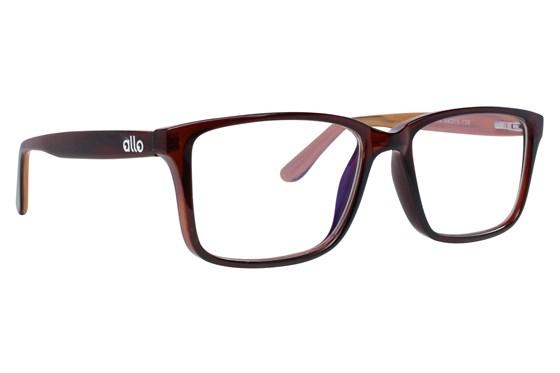 allo Howdy Reading Glasses ReadingGlasses - Brown