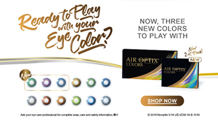 Shop Air Optix Colors